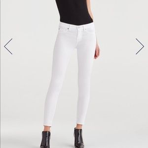 NWT 7 for All Mankind Ankle Skinny, Sz 31